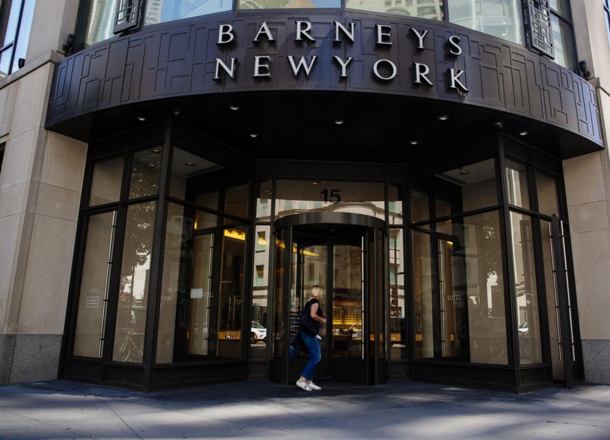 It's the Last Black Friday for Bankrupt Barneys