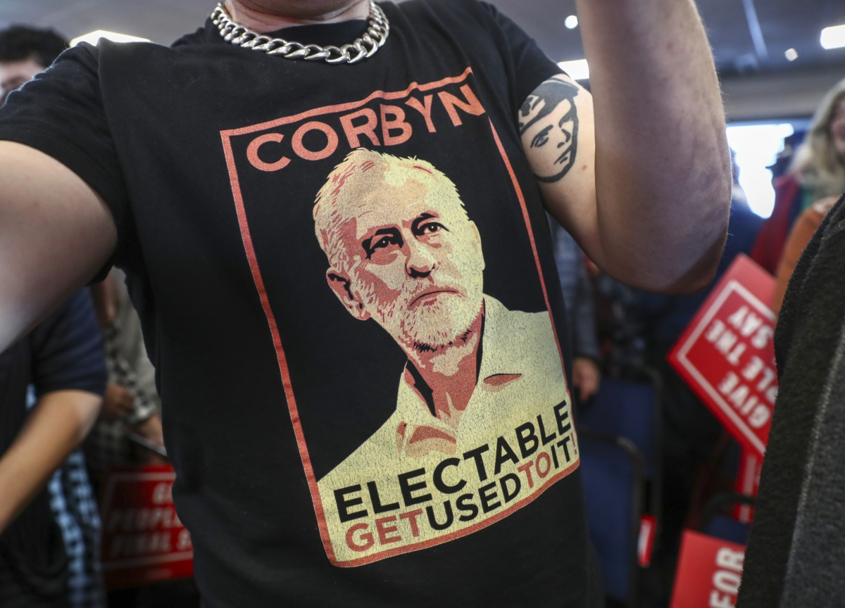 Corbyn's U.K. Labour Party Is a Mess But Can Still Win Power