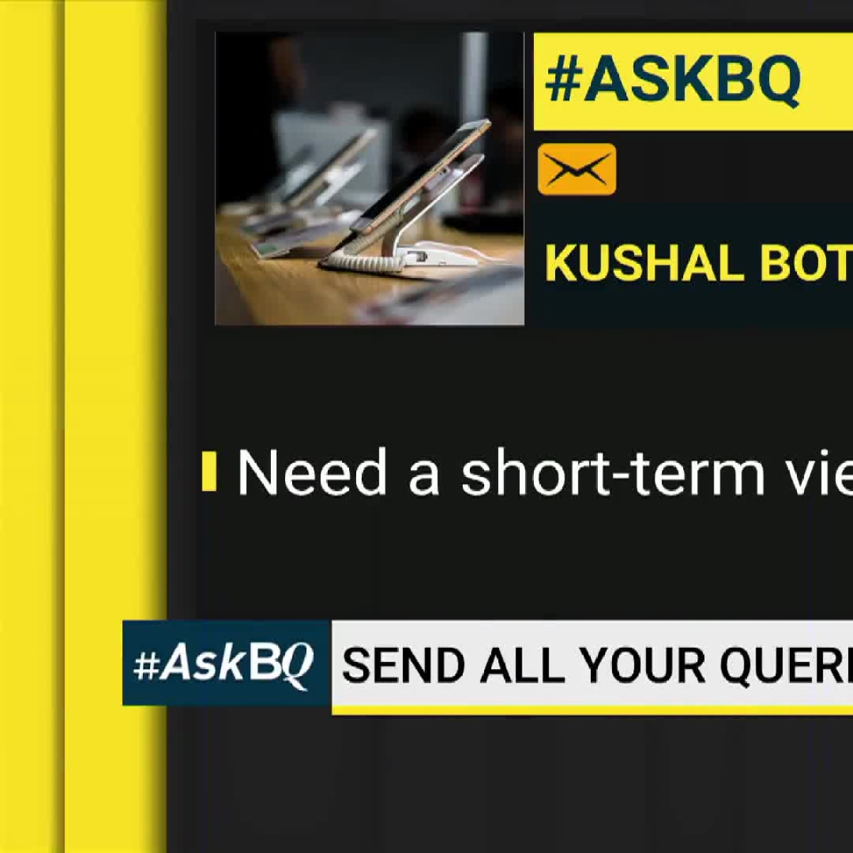 Should You Put A Stop Loss For All Your Equity Investments? #ASKBQ