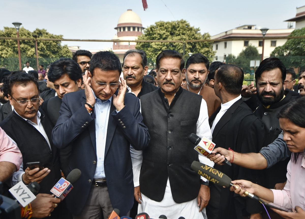India Court Seeks Documents on Maharashtra Government Formation