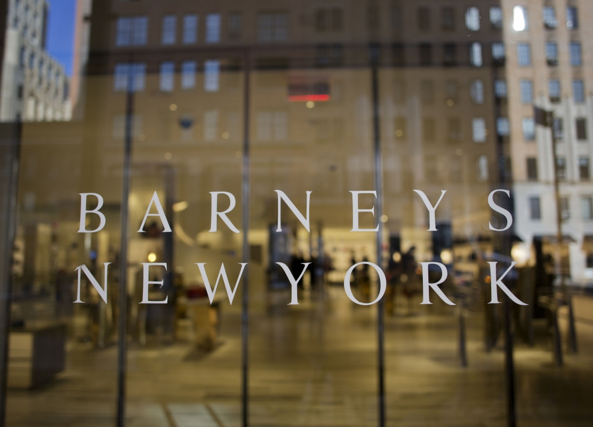 Barneys Bankruptcy Leads to Rare Luxury Deals This Black Friday