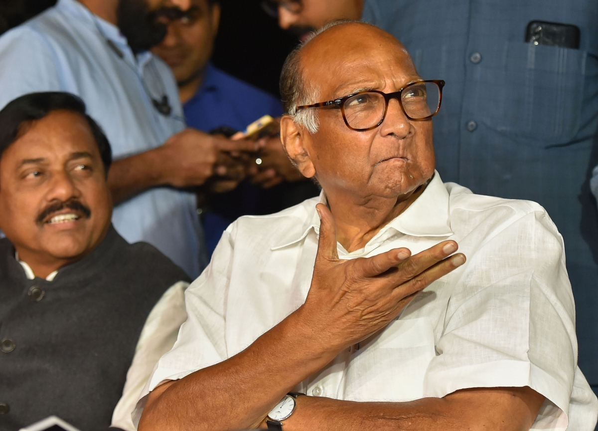 Sharad Pawar Meets PM Modi As Moves To Form Maharashtra Government Gather Momentum