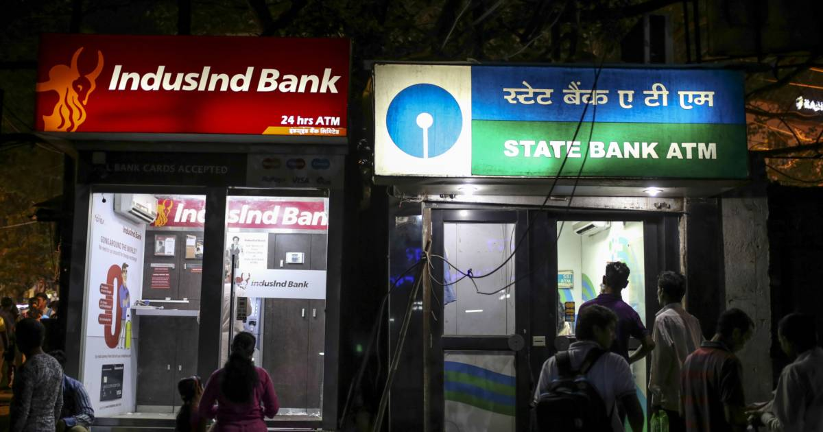 IndusInd Bank Says Deposits Fell 11% After A State Withdrew Funds thumbnail