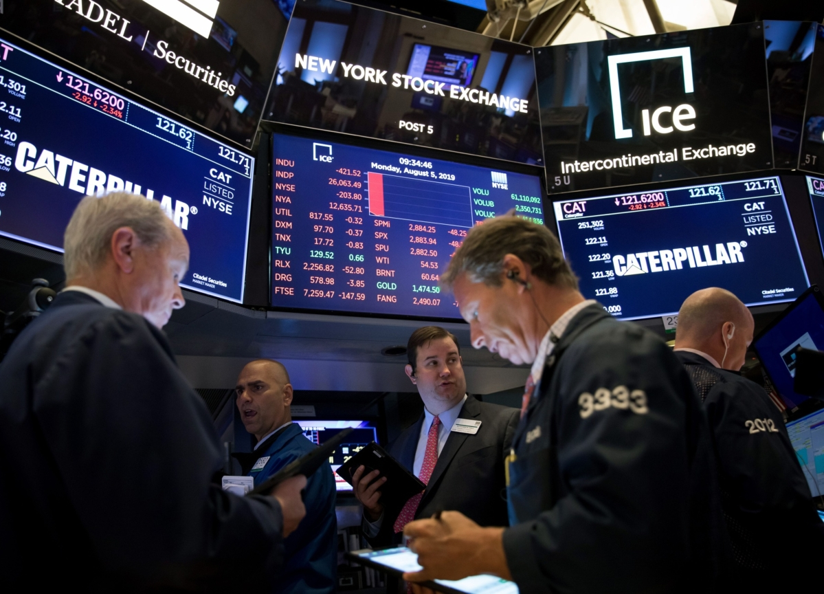 Stocks Edge Higher; Treasuries Rise, Dollar Drops: Markets Wrap