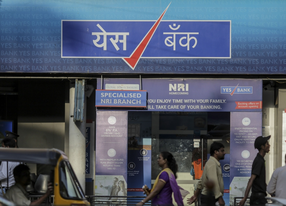 Yes Bank Promoter Nominees Should Step Down From Board: IiAS