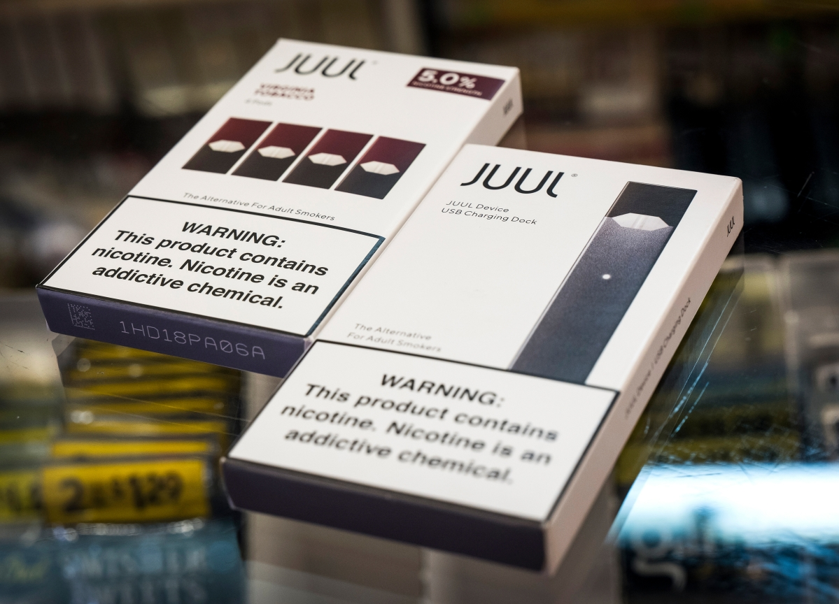 Juul Sued for Privacy Violations Over Customer Biometric Data