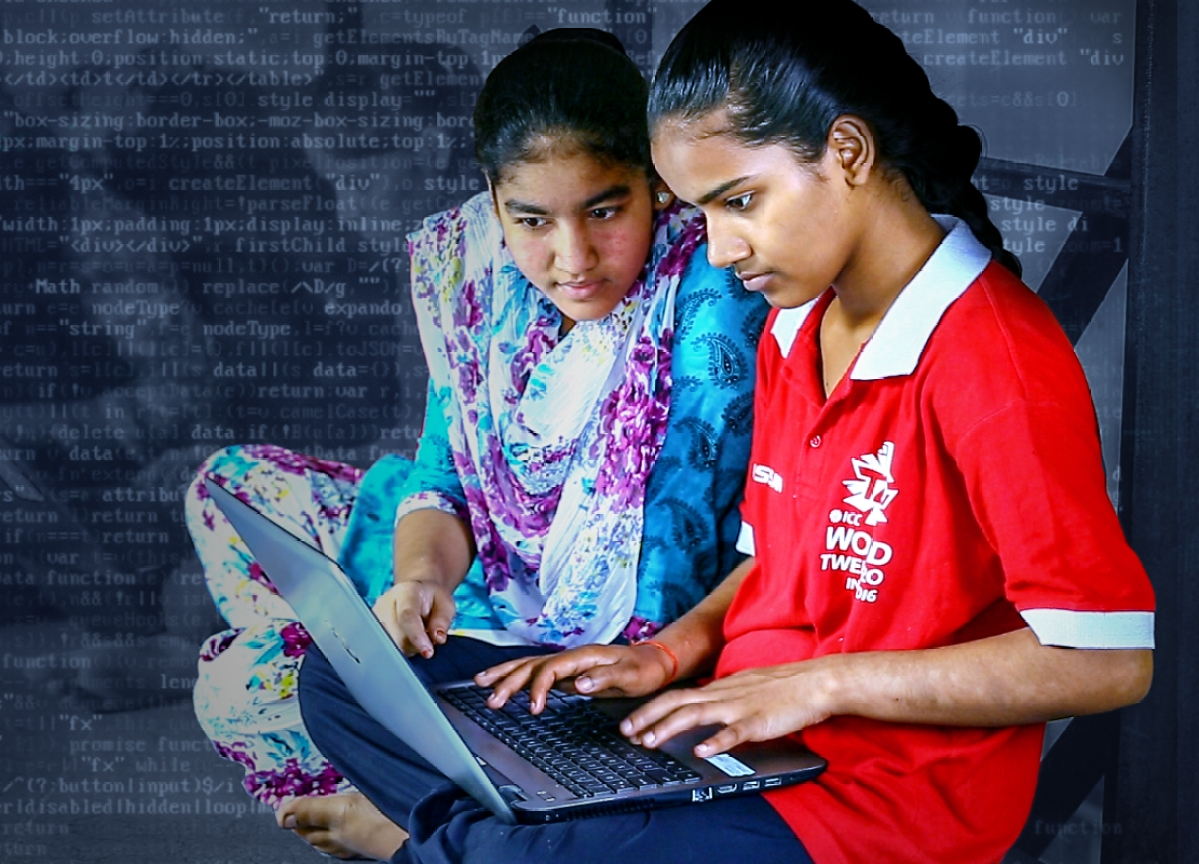 Breaking Barriers: Meet The Tech Girls Of Dharavi