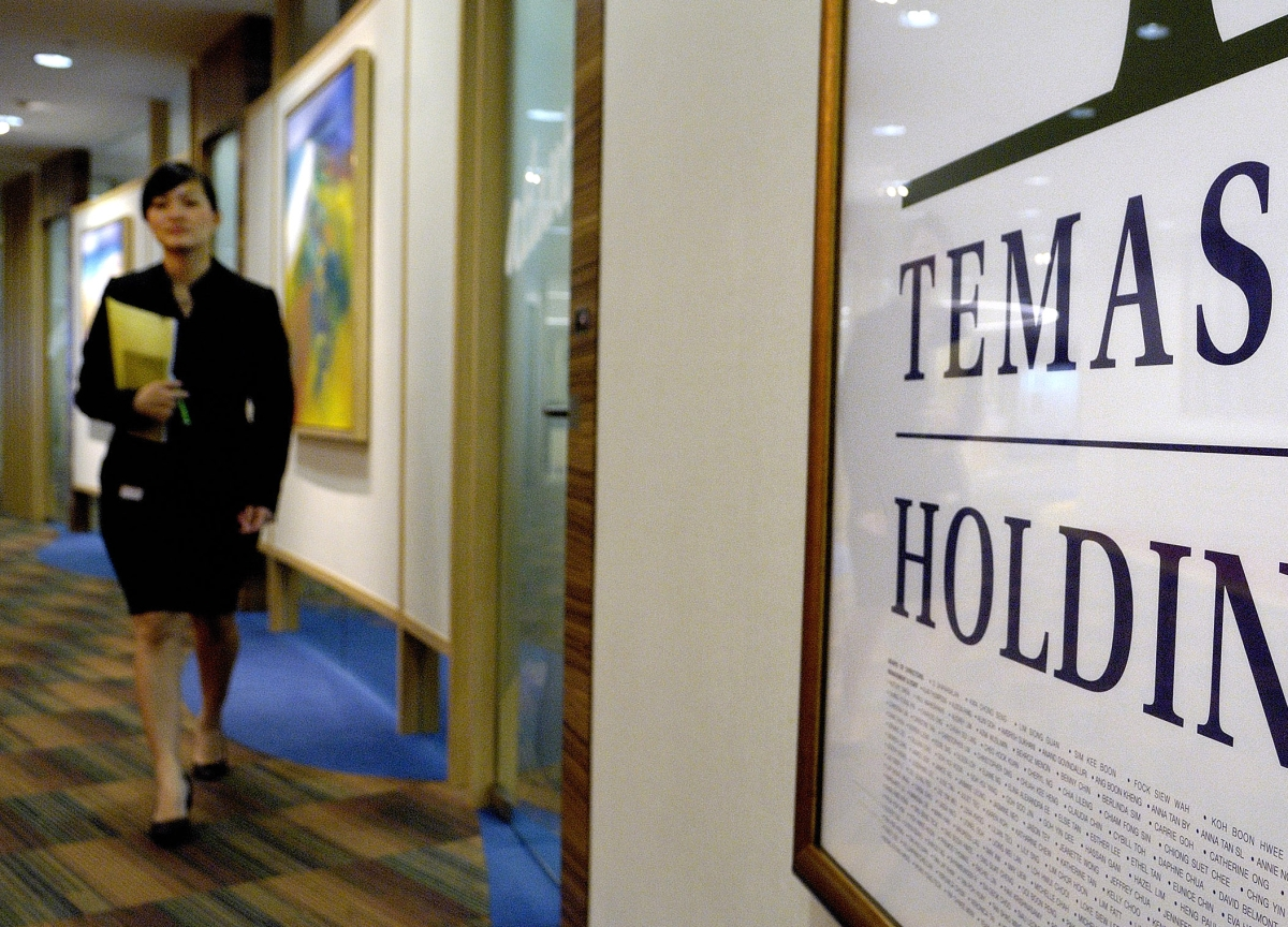 Temasek to Report Air Miles, Paper, Water Usage in Green Push