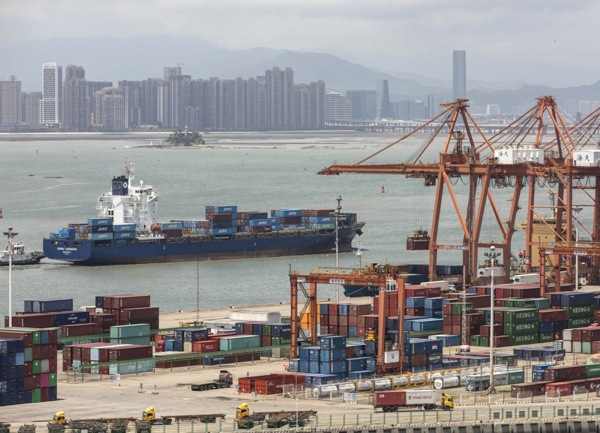 U.S. Says Phase-One China Deal Would Include Tariff Rollback