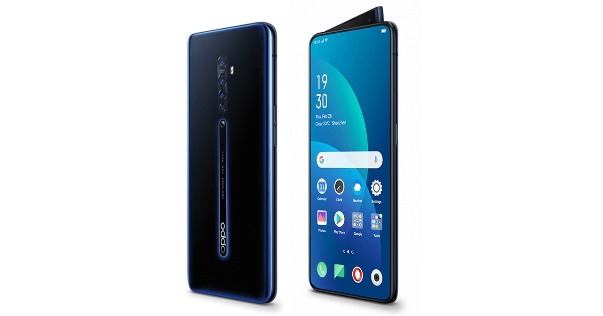OPPO Reno2 Wins The People's Choice Award In Best Smartphone Category