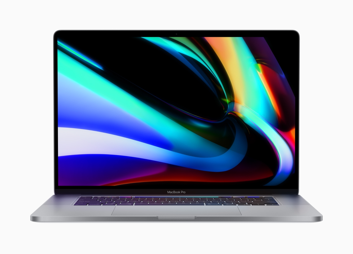 Apple Launches 16-Inch MacBook Pro With Revamped Keyboard