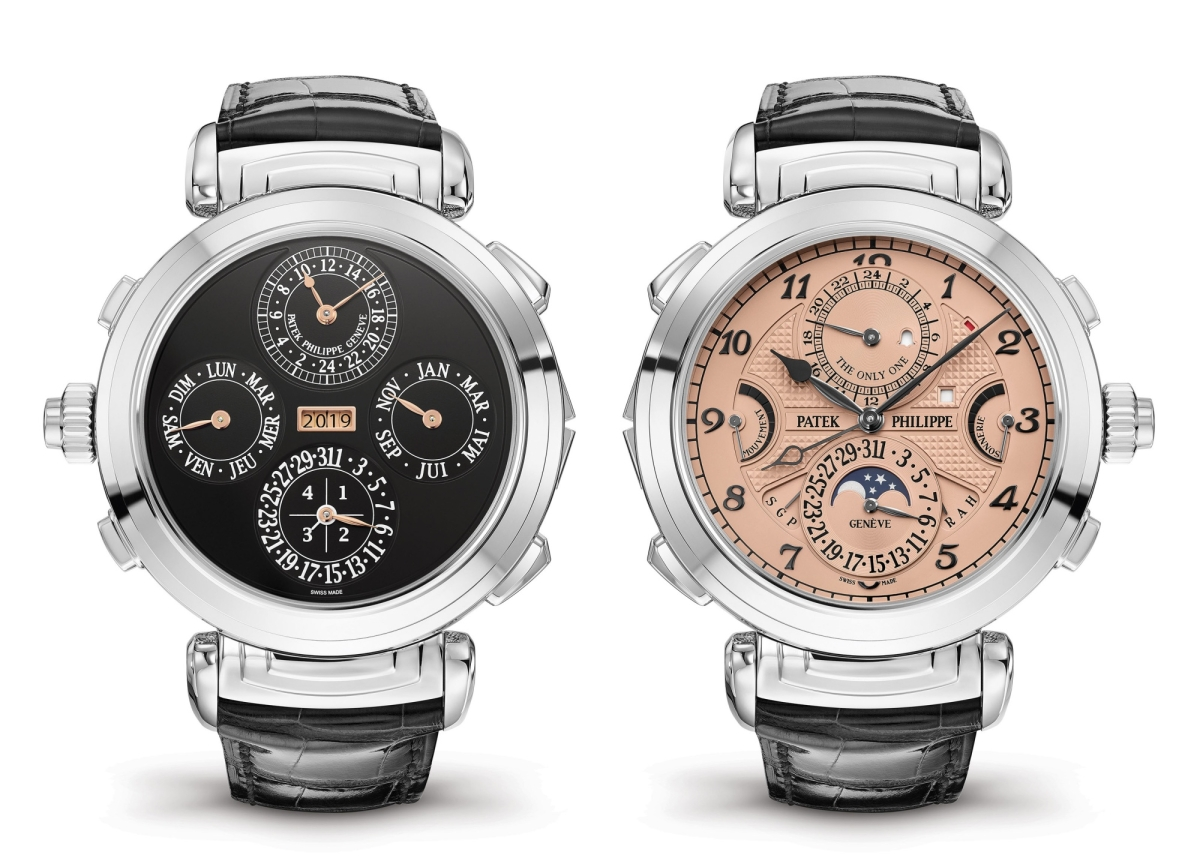 Patek Philippe Watch Sells for $31 Million in Record Auction