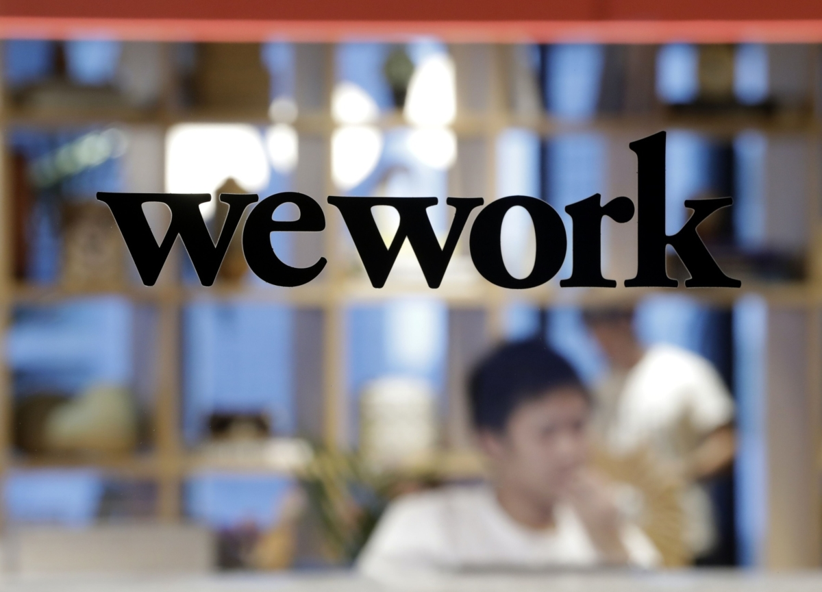 SoftBank Said to Go Ahead With WeWork Stock Tender Offer:Reuters