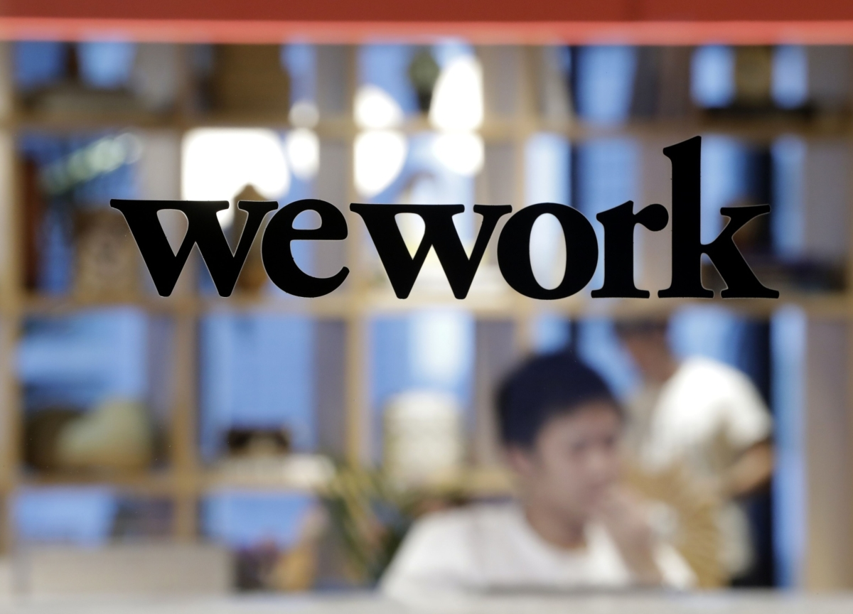 WeWork's Quarterly Loss Doubled to $1.3 Billion as IPO Faltered