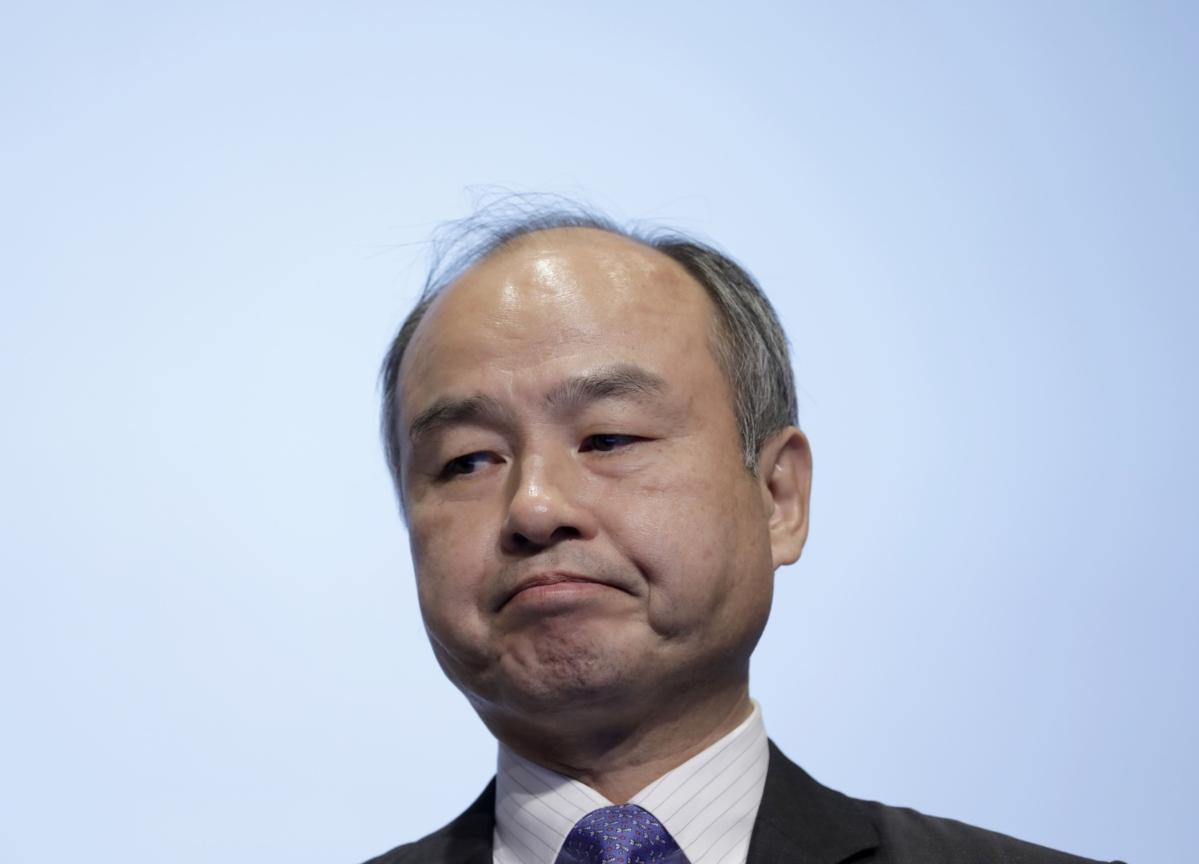 WeWork Mess Leaves SoftBank's Masa Son $6 Billion Poorer
