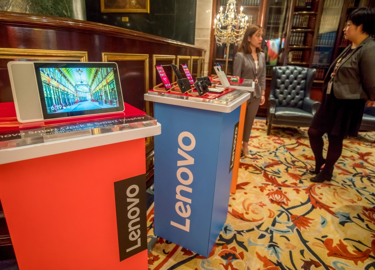 Lenovo's Profit Jumps 20% After Fending Off HP, Dell