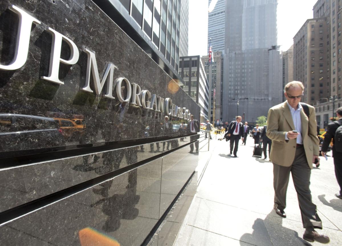 JPMorgan Eyes Plan to Break Stigma of Fed's Discount Window