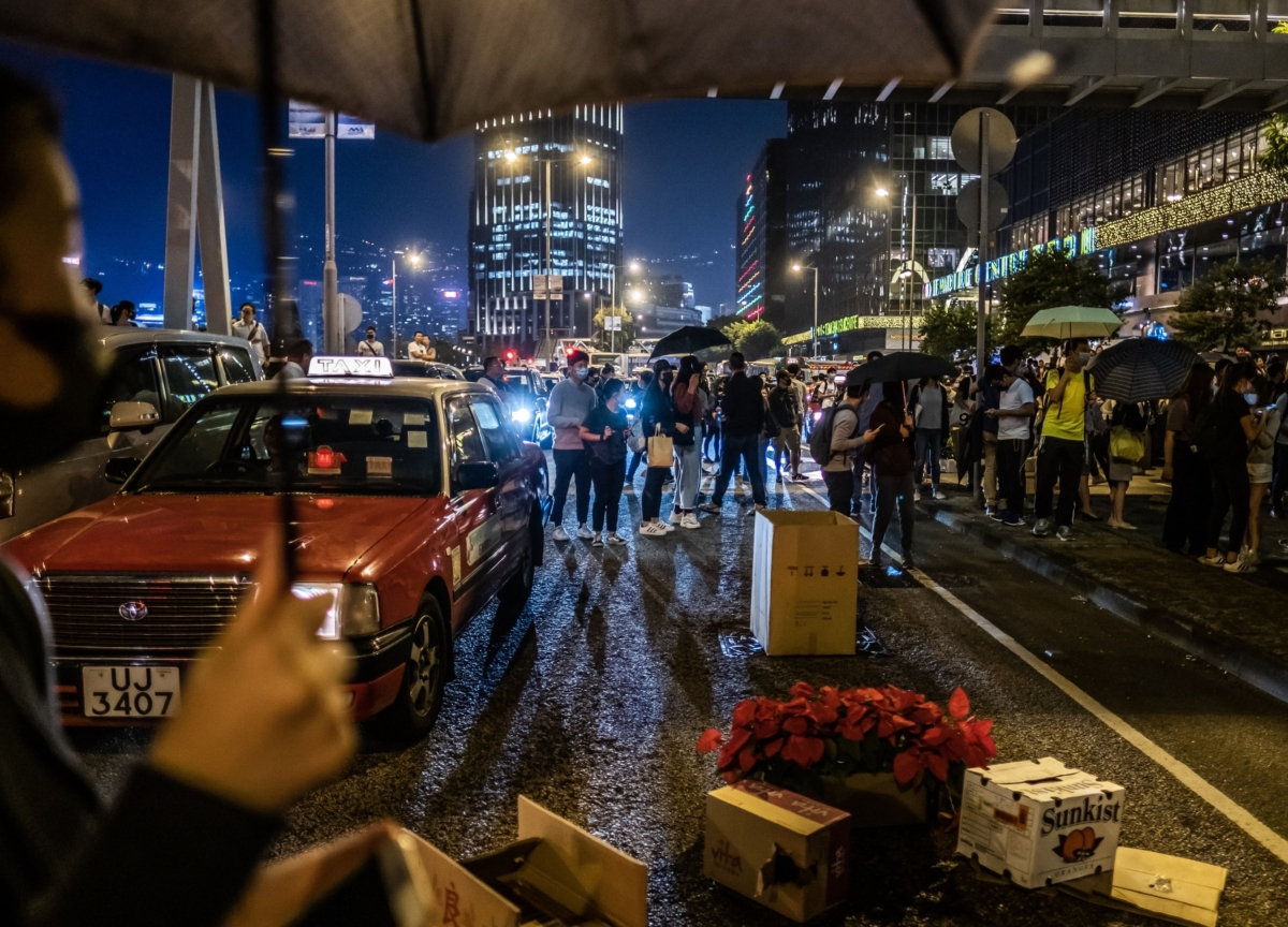 Hong Kong Home Prices LookImmune to Protests
