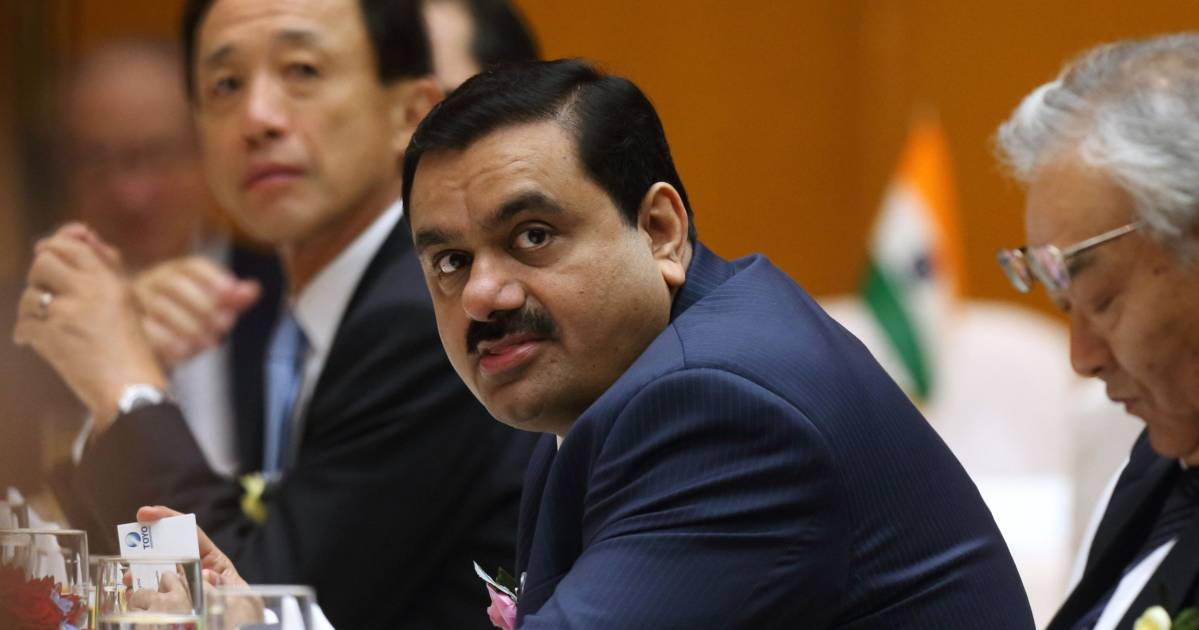 New World Fund Sells Adani Ports Shares Worth Rs 401 Crore - BloombergQuint thumbnail