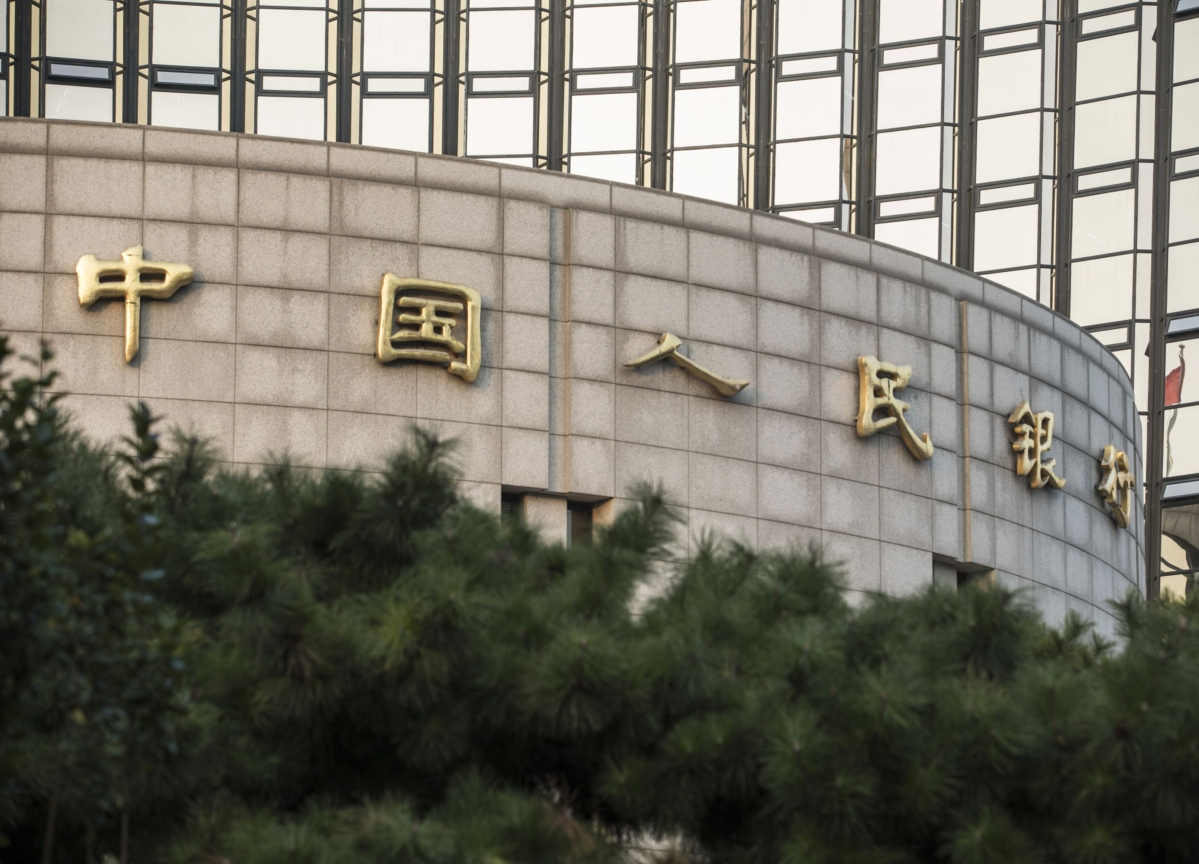 China Stabilizes Bond Market With Symbolic Interest Rate Cut