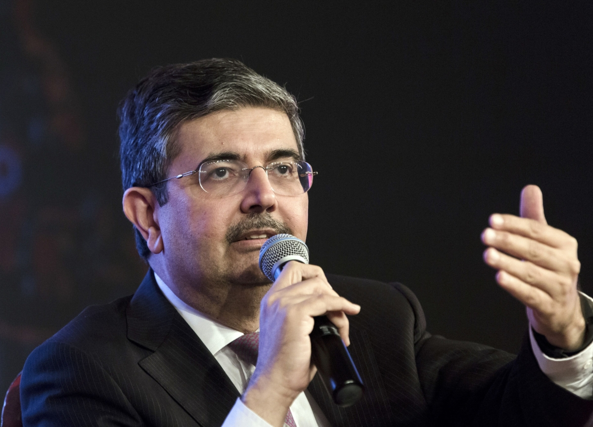 Indian Financial System In Darwinian Mode, Only Fittest Lenders Survive, Says Uday Kotak