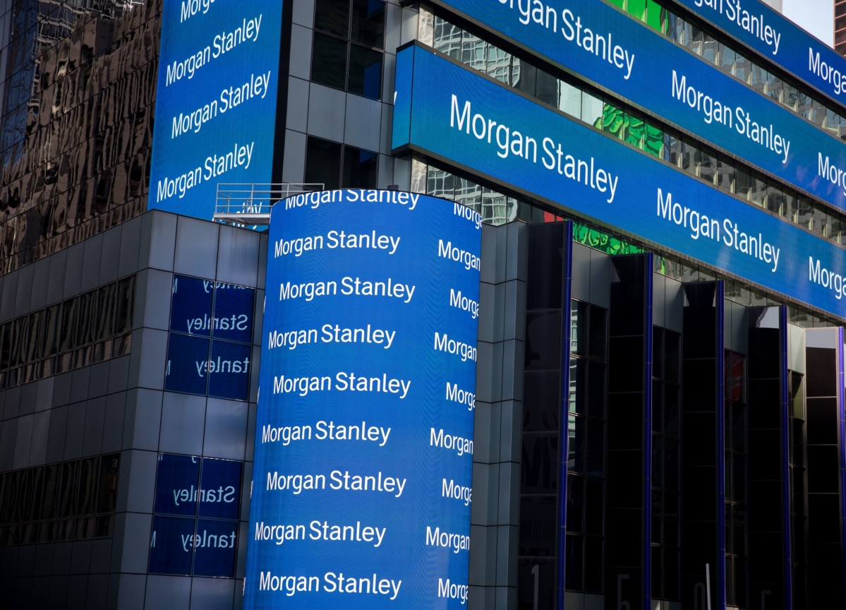 Highly Valued Financial Stocks Aren't In A Bubble, Morgan Stanley Says
