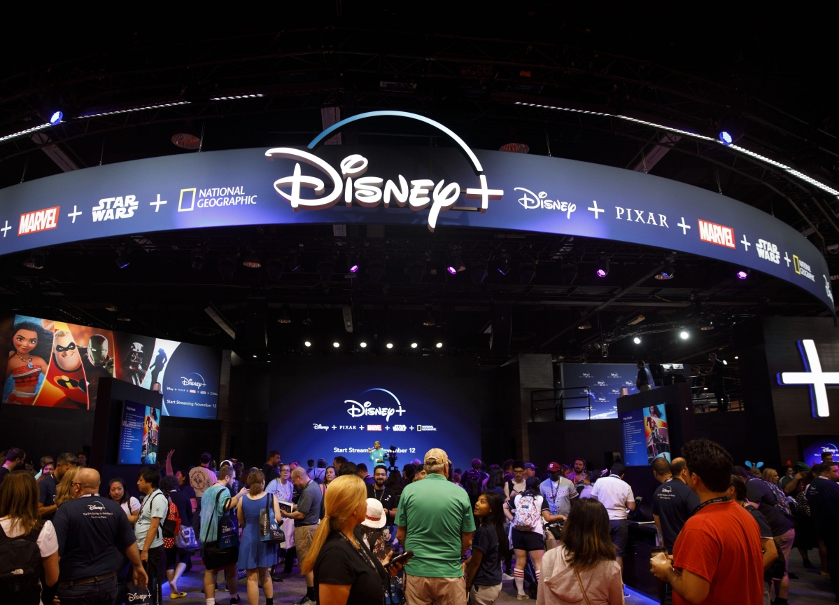 Disney+ Service Attracts 10 Million Subscribers Since Launch