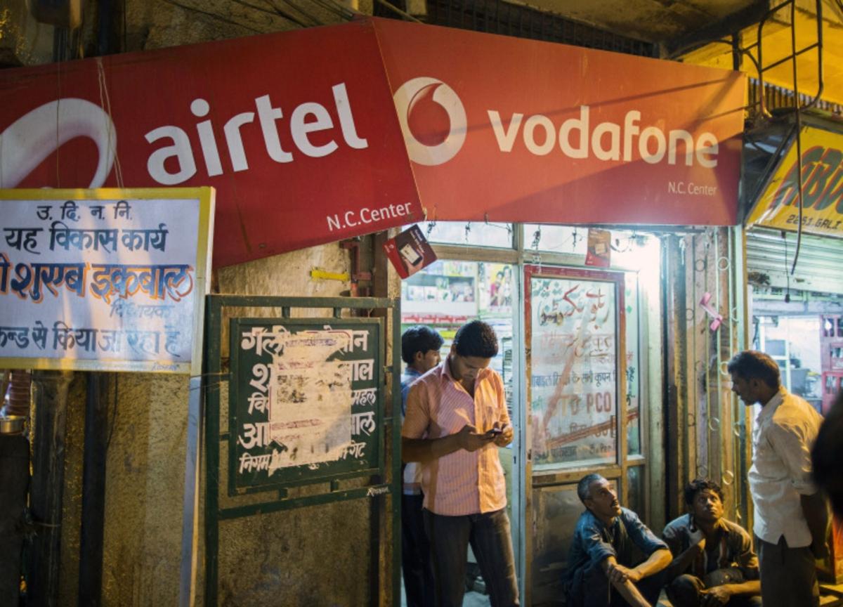 India's Beaten-Down Telcos Soar on Easing Price War