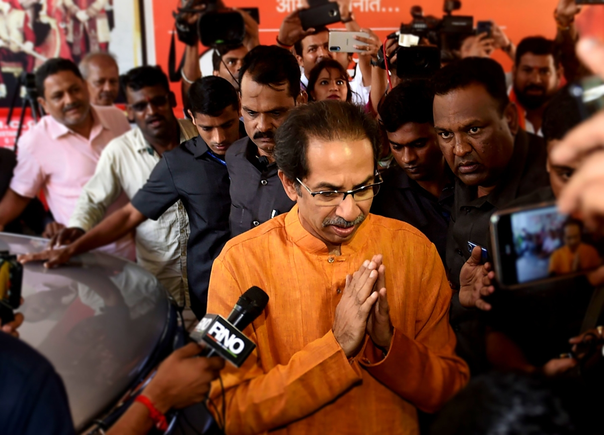 Maharashtra's Shiv Sena To Supreme Court - Majority Can't Be Decided By Governor On His Own