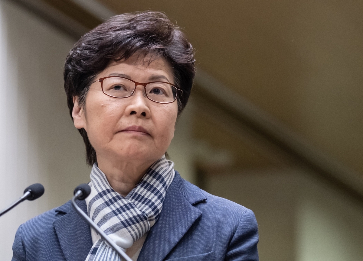 Lam Condemns Violence, Won't Give In to Demands: Hong Kong Update