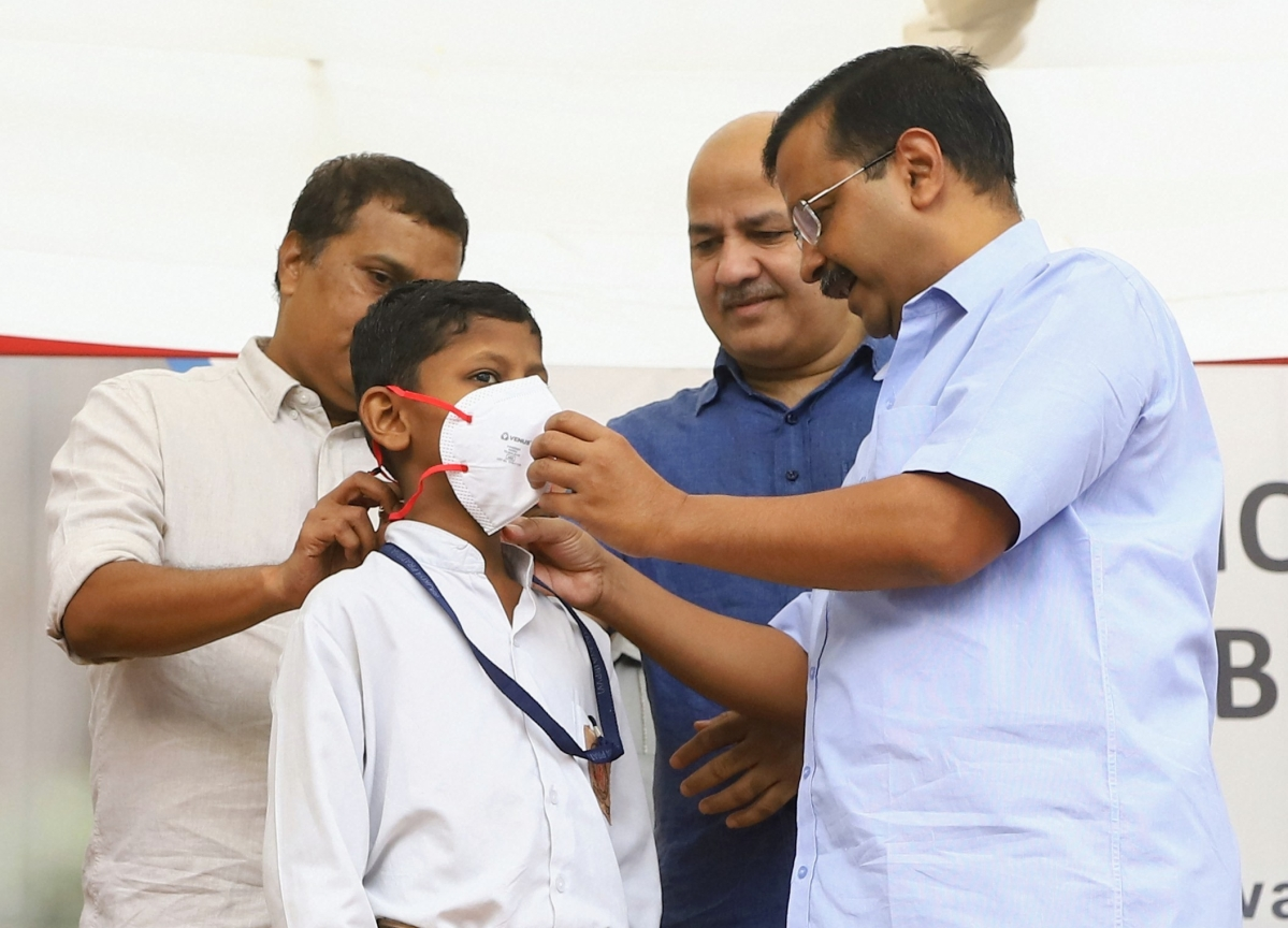 Dirty Indian Politics HasNo Answer for the World's Most Toxic Air