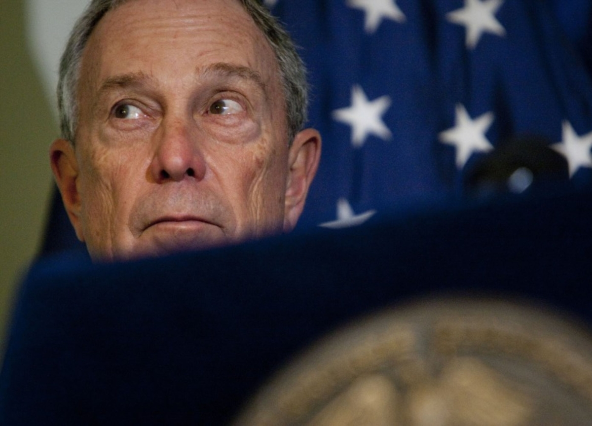 Bloomberg Apologizes for N.Y. 'Stop and Frisk':CampaignUpdate