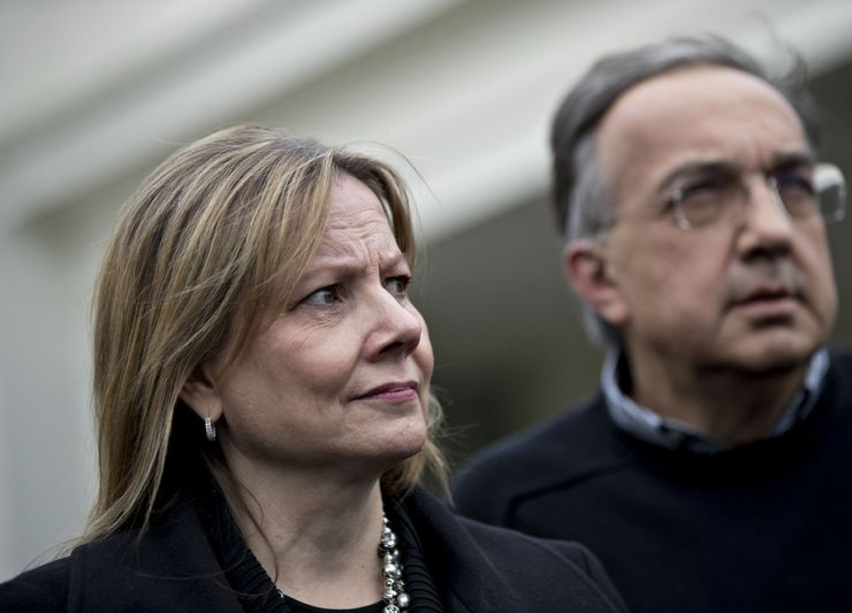 GM Sues Fiat Chrysler, Alleging Corruption Undermined Its UAW Deals