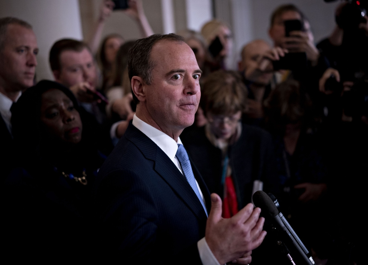 Instructions Came From Trump, Schiff Says: Impeachment Update