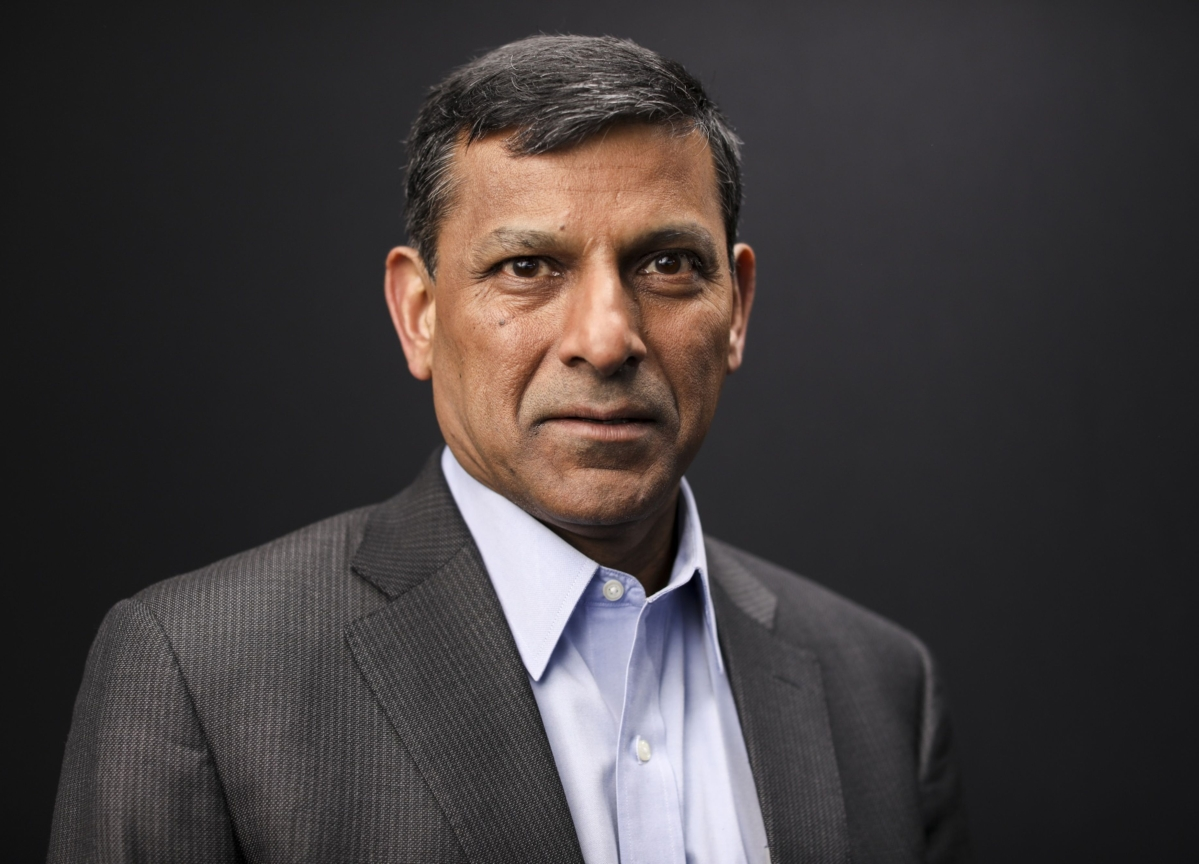Rajan Declines to Comment If He's Been Approached About BOE Job