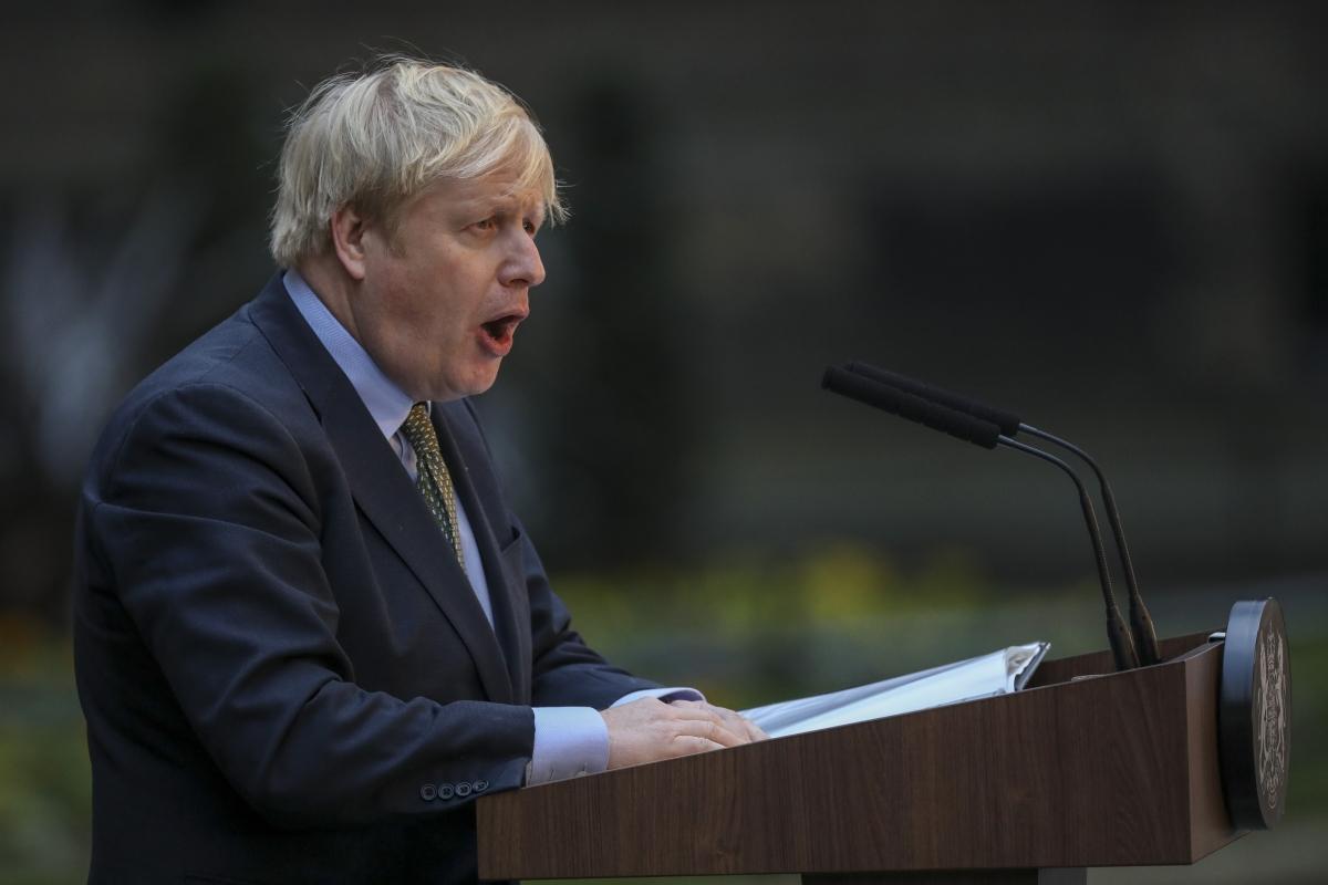 Boris Johnson Faces His Own IranianNightmare