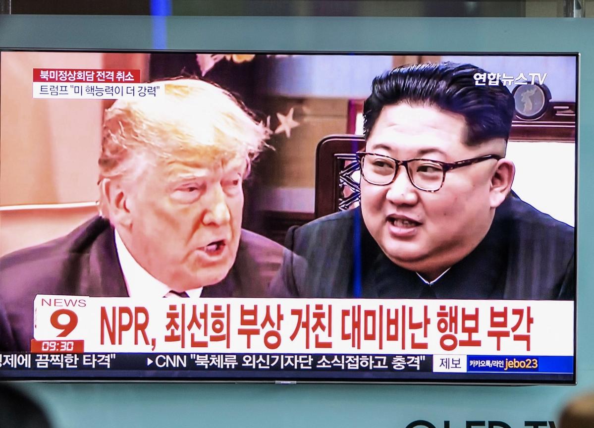 Trump's Targeted Iran Killing Is Kim Jong Un's Biggest Fear