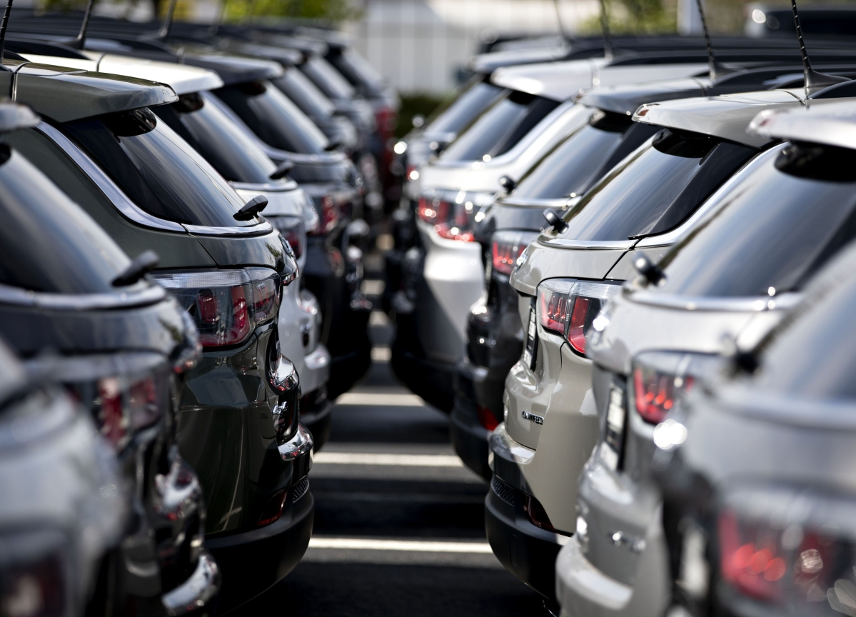 Automakers Send Office Workers Home, Keep Plants Running