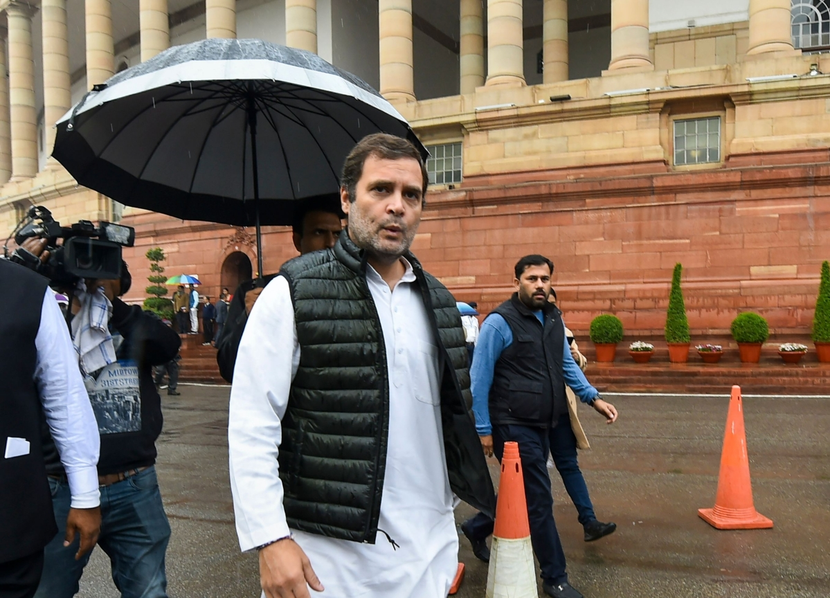 Hatred And Violence Won't Benefit India, Says Rahul Gandhi