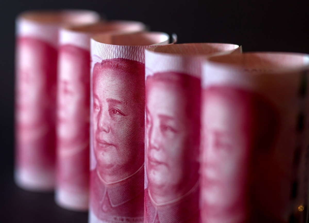 China's Foreign Exchange Reserves Rose on Weaker Dollar