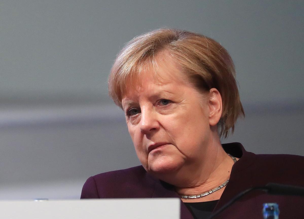 Merkel Hits Out at Erdogan Amid Migration Spat at Greek Border