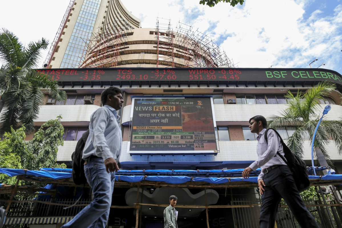 Eight Of Top-10 Most Valued Companies Add Rs 52,194 Crore In Market Cap
