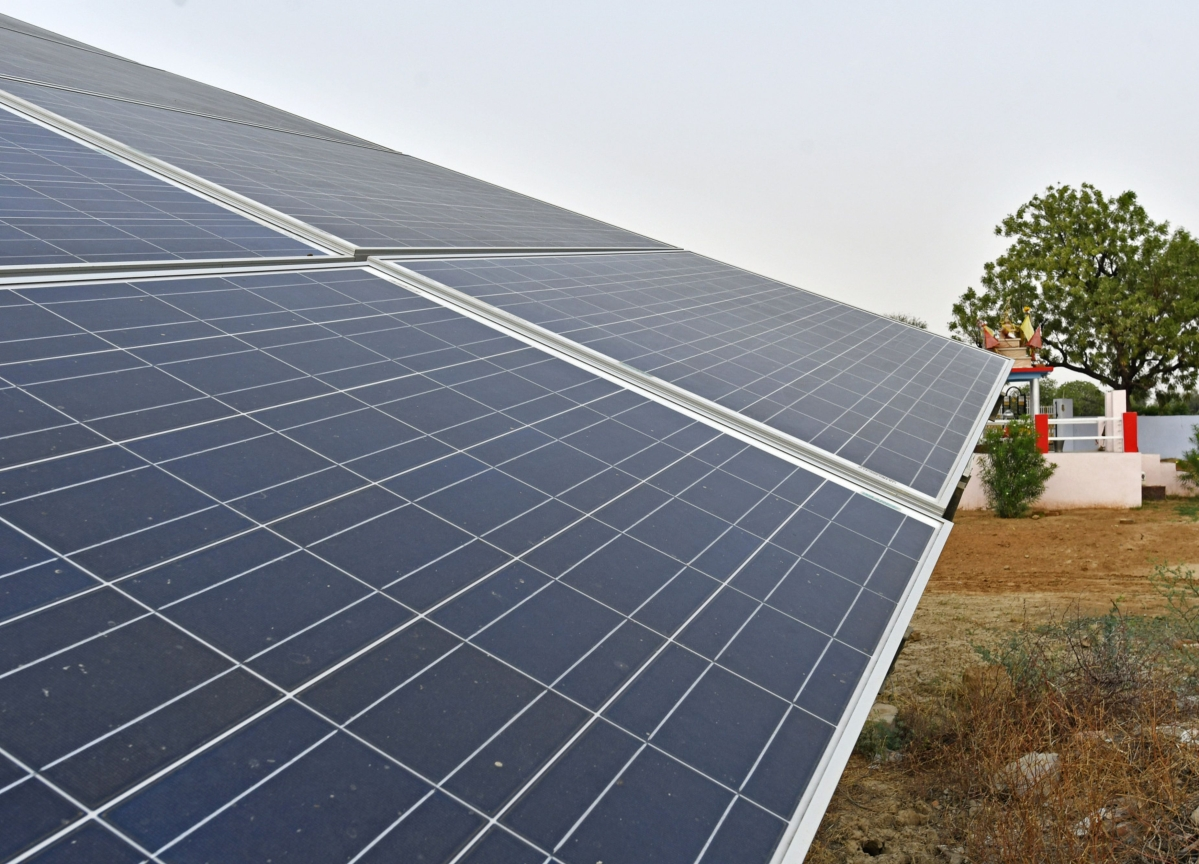 Solar Project Developers Not Compelled To Source Equipment From China: Government