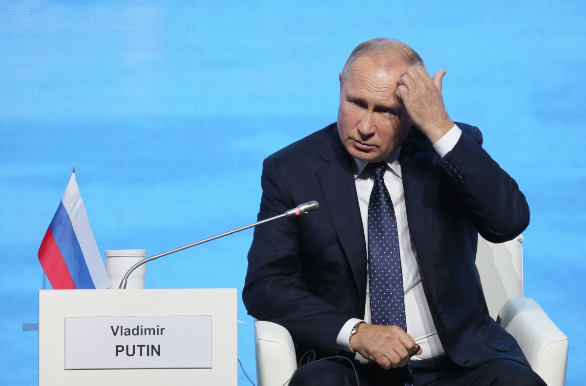 Putin Now Needs A Plan B On Iran