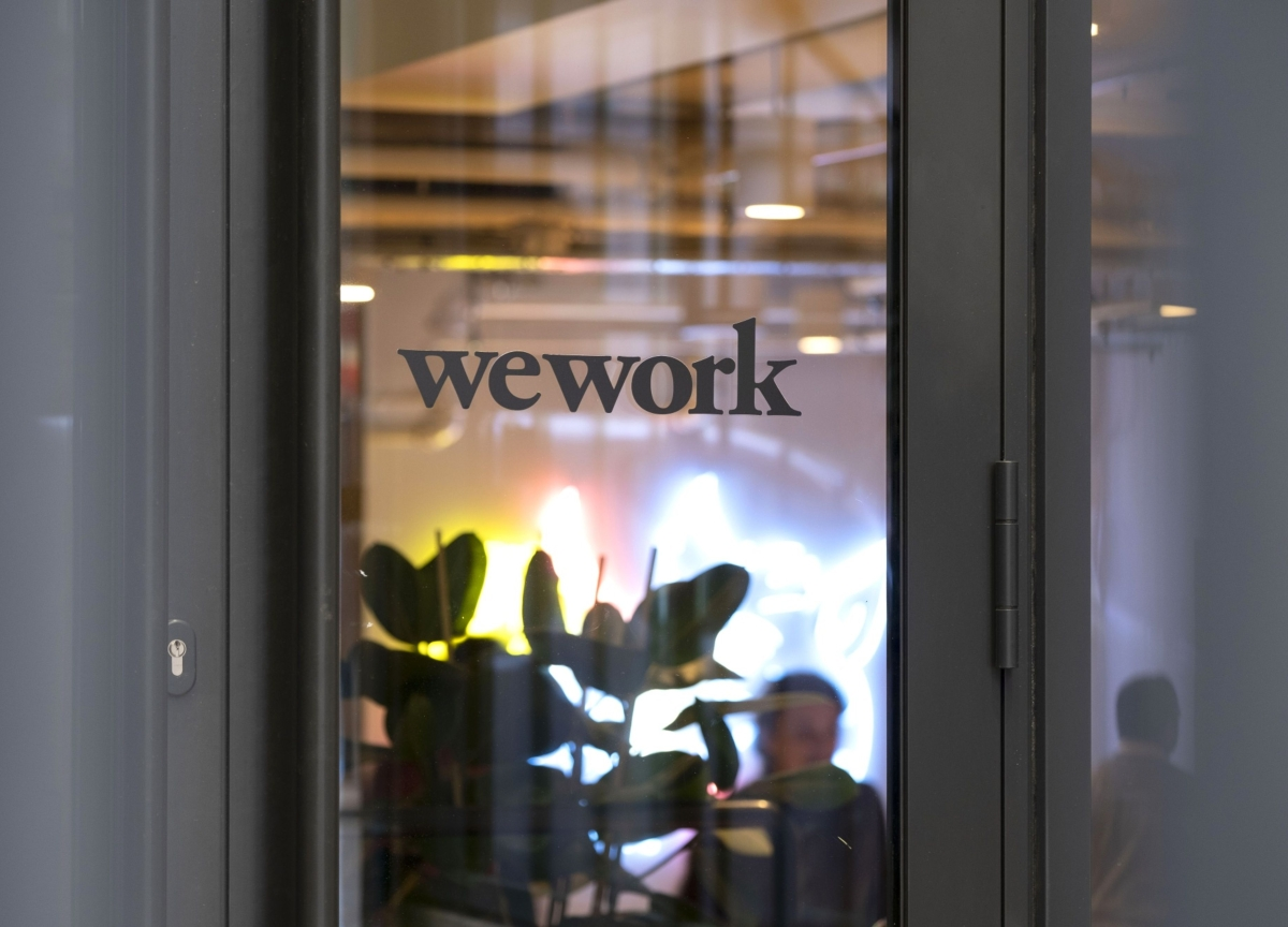 WeWork Is Said to Rethink Sale of Startup Back to Its Co-Founder