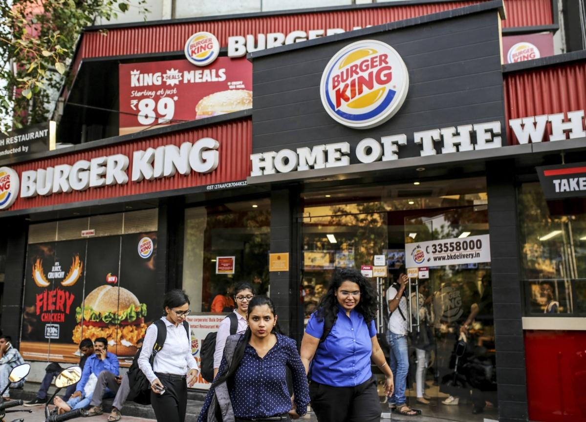Burger King Gets SEBI Nod To Float IPO