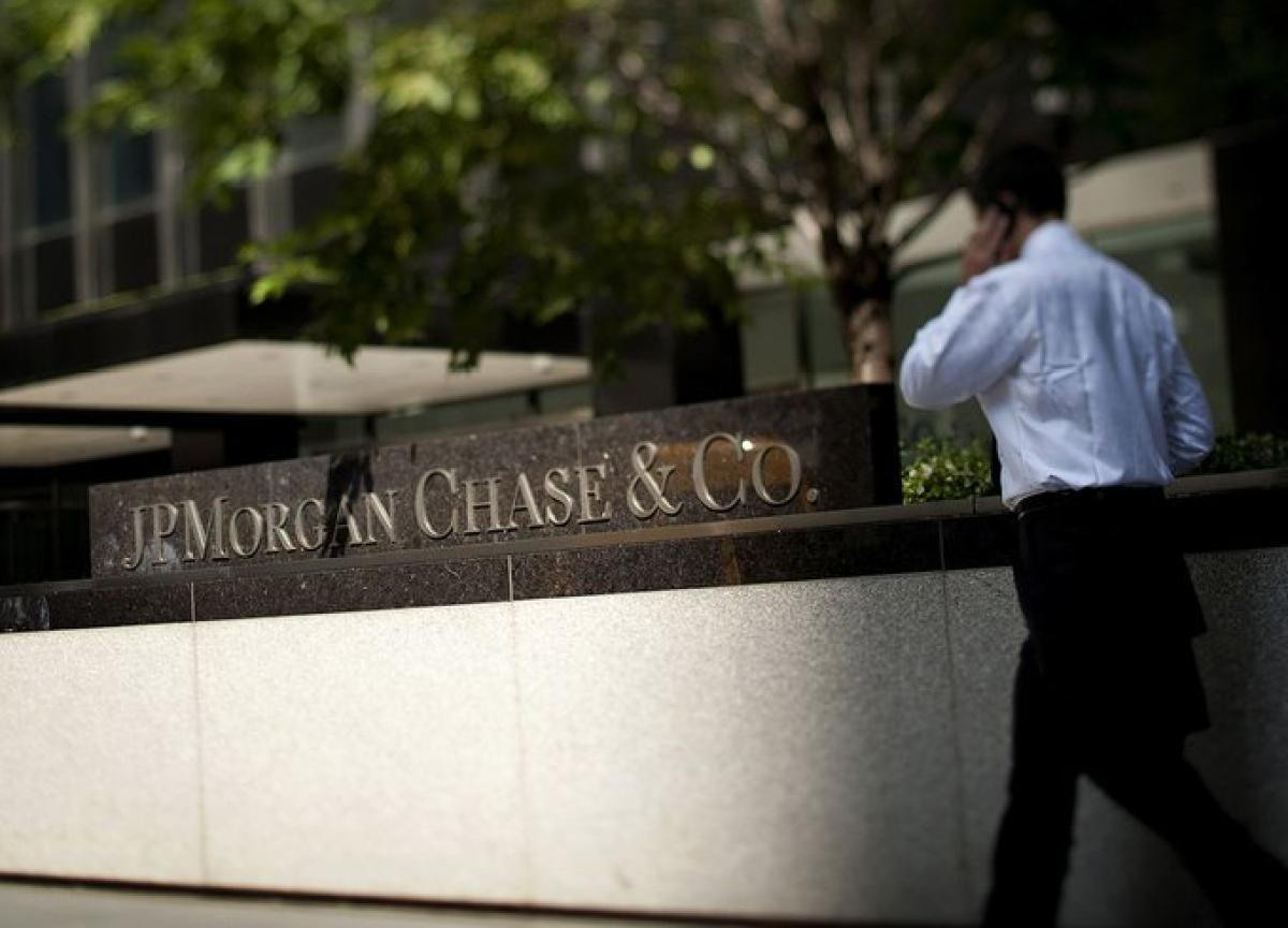 JPMorgan Sees a $1.2 Trillion Reason to Nix a U.S. Yield Rebound