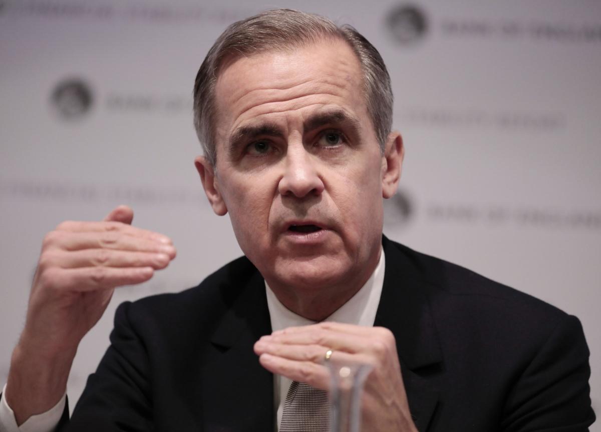 Carney Sees 'Powerful' Global Virus Response as G-7 Nears