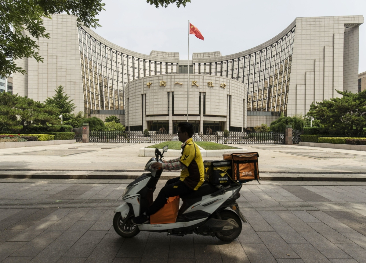 China Adds Cash to Banking System, Keeps Interest Rate Unchanged