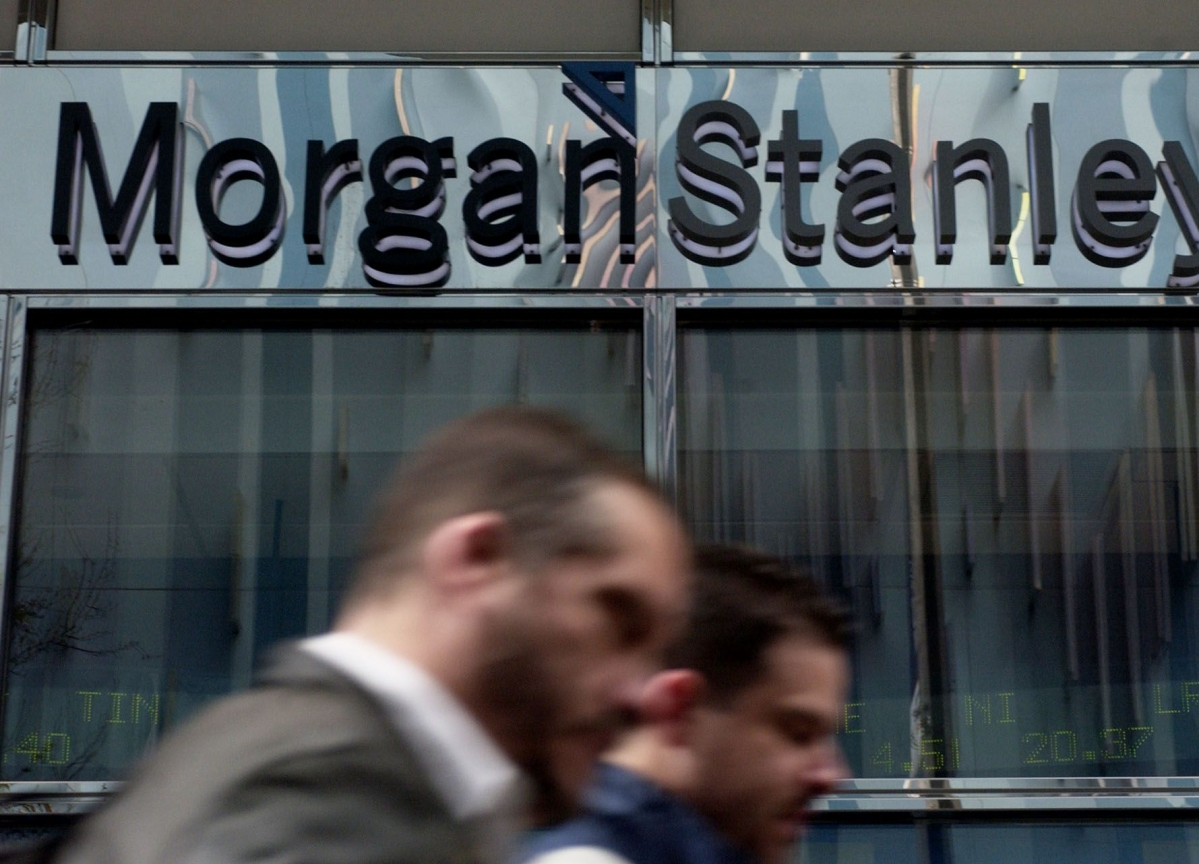A Morgan Stanley Manager Who Sold Before Rout Says He's Buying